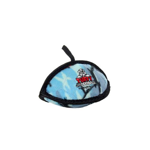 Tuffy's Ultimate Odd Ball Dog Toy, Camo Blue, Junior
