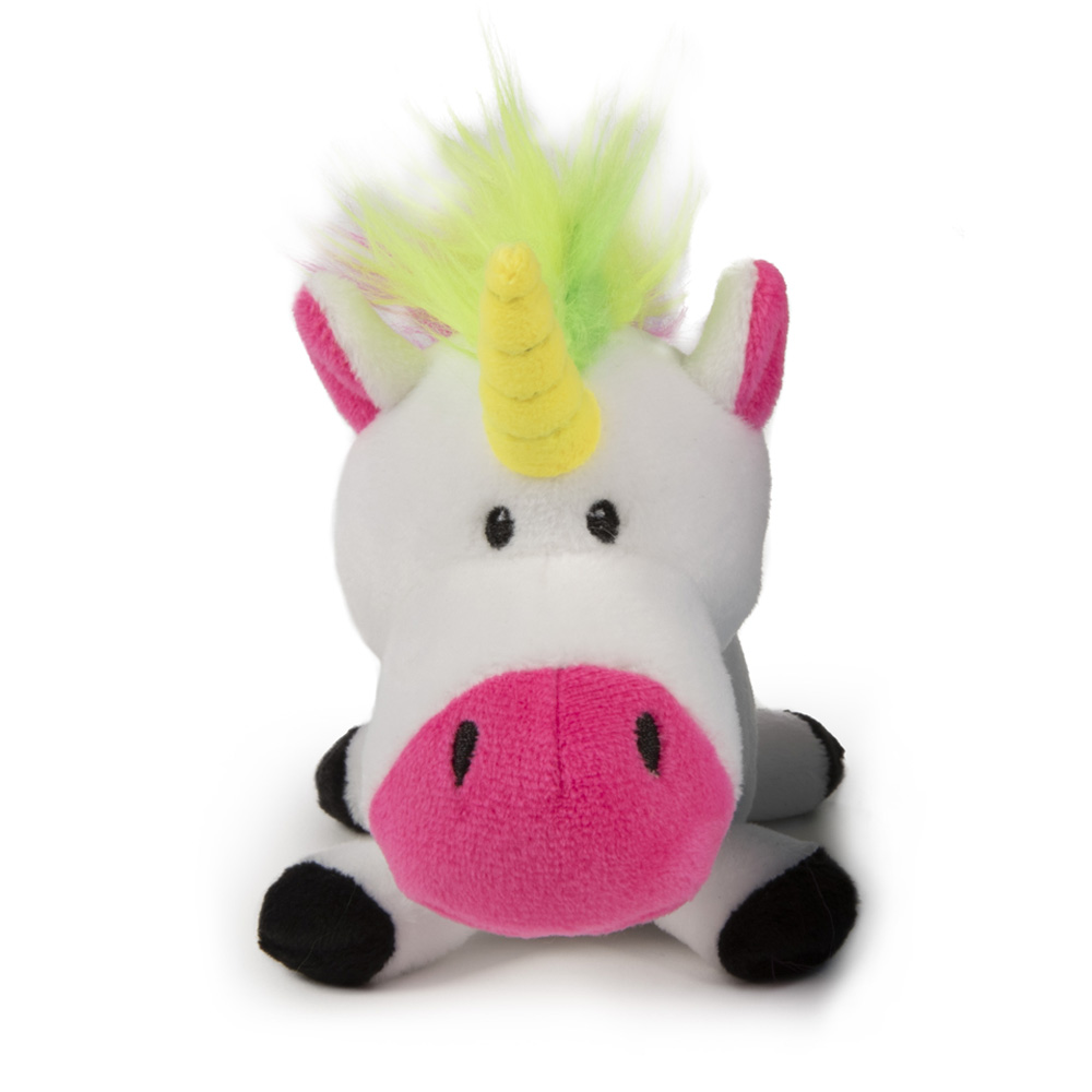 Go Dog Unicorn Dog Toy, White Image