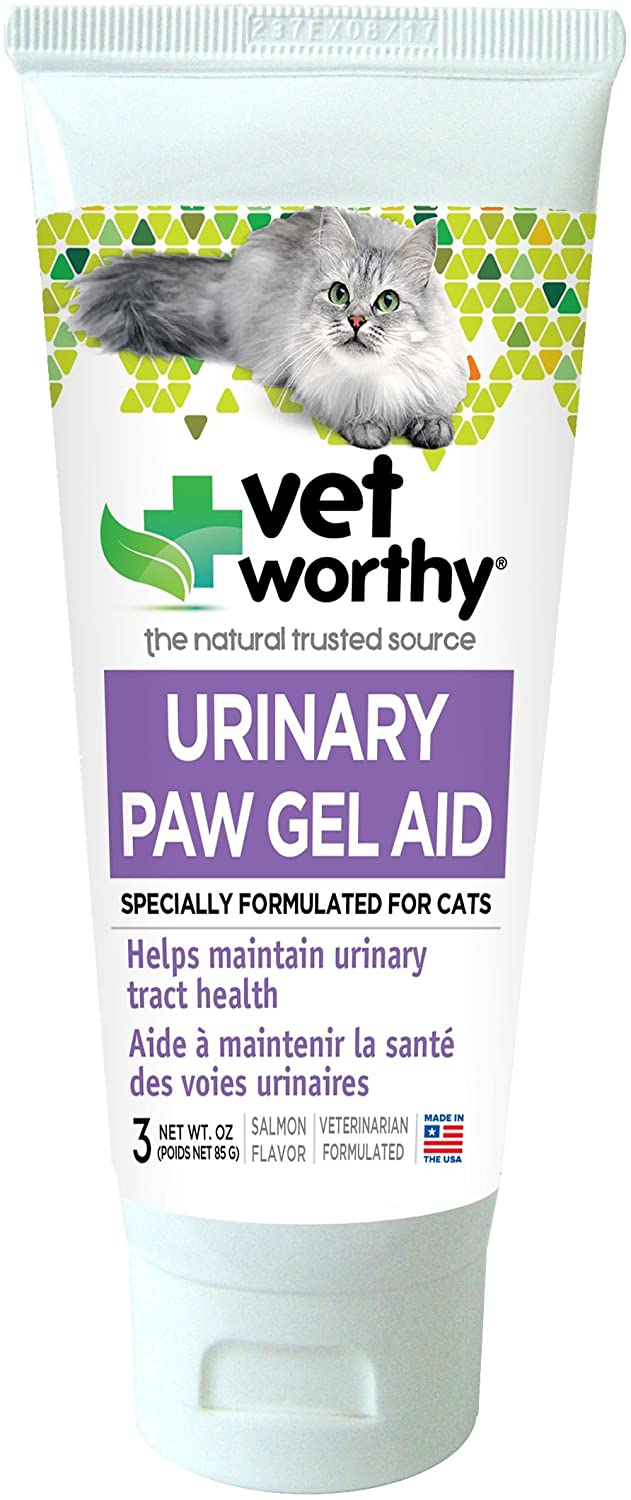 Vet Worthy Urinary Paw Gel Aid for Cats Image