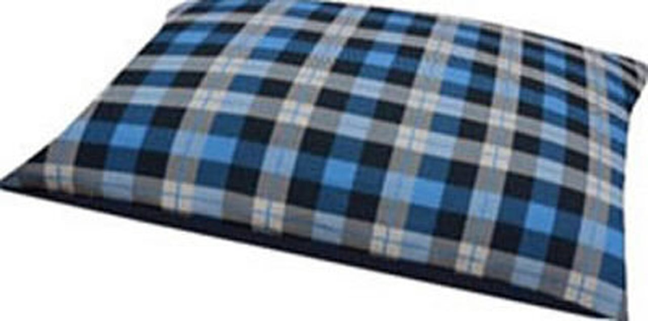 Petmate Promo Knife Edge Rectangular Pillow Dog Bed