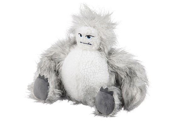 P.L.A.Y. Pet Lifestyle and You Mythical Creatures Plush Dog Toy, Bettie the Yeti