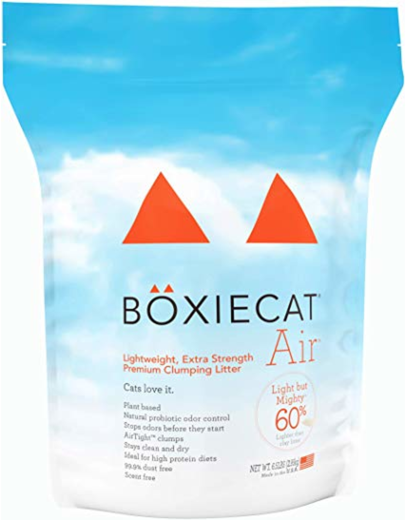 BOXIECAT Lightweight, Extra Strength Premium Clumping Litter, 11.5-lb bag