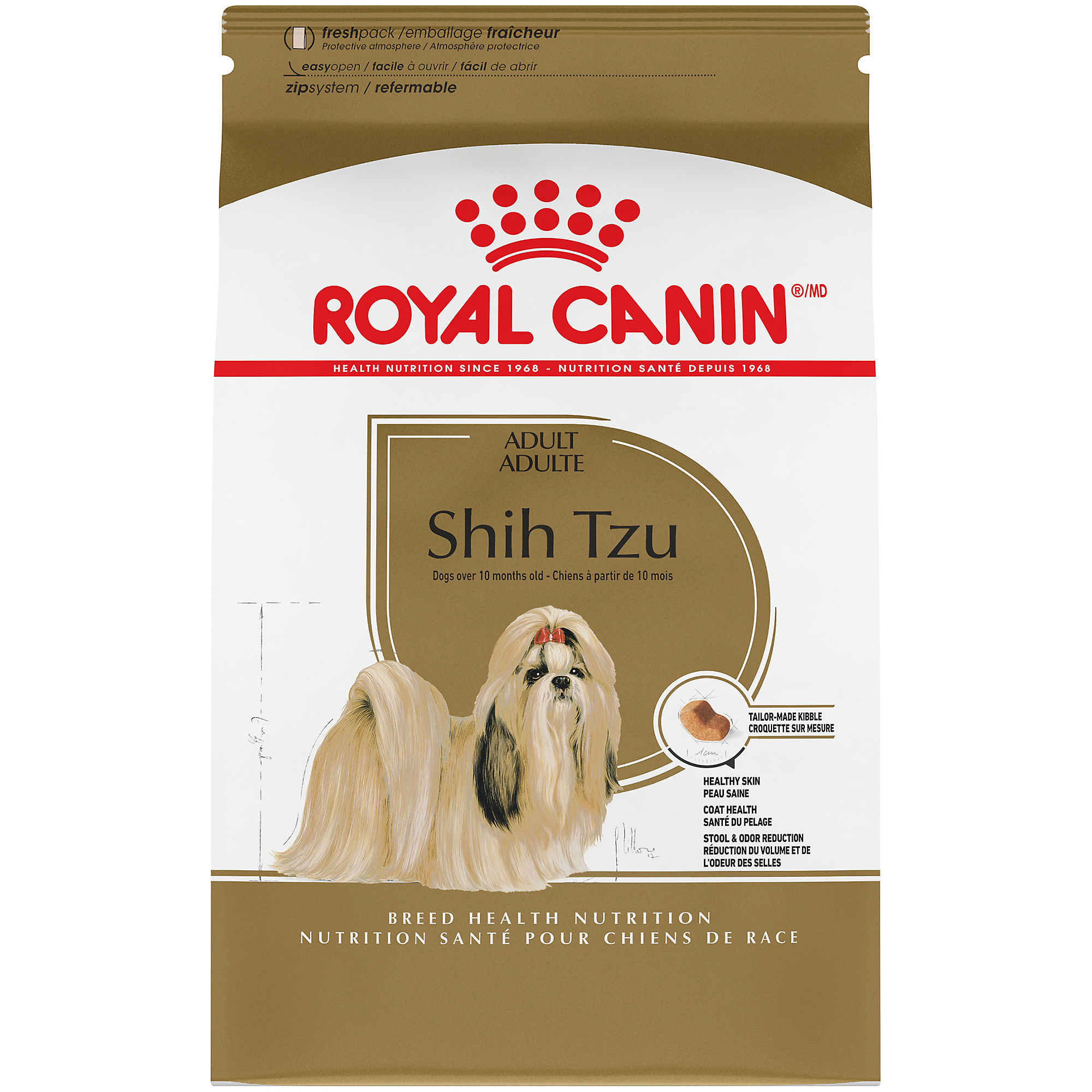 Royal Canin Shih Tzu Adult Dry Dog Food Image