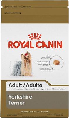 Royal Canin Yorkshire Terrier Adult Dry Dog Food, 10-lb bag