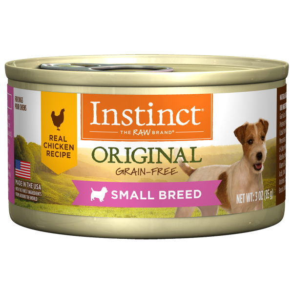Instinct by Nature's Variety Original Real Chicken Wet Canned Dog Food Image