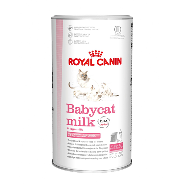 Royal Canin Babycat Milk, 300-gm