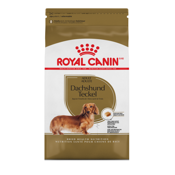 Royal Canin BHN Dachshund Adult Dry Dog Food Image