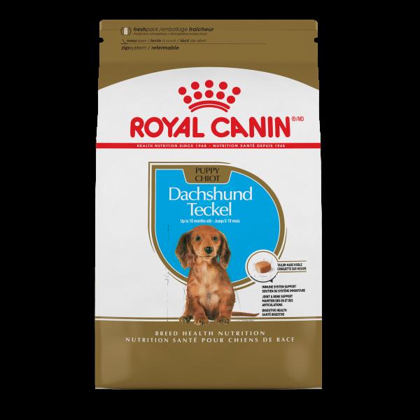 Royal Canin BHN Dachshund Puppy Dry Dog Food, 2.5-lb