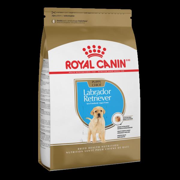 Royal Canin BHN Labrador Retriever Puppy Dry Dog Food, 30-lb