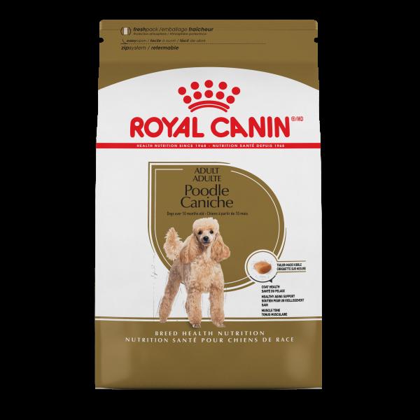 Royal Canin BHN Poodle Adult Dry Dog Food Image