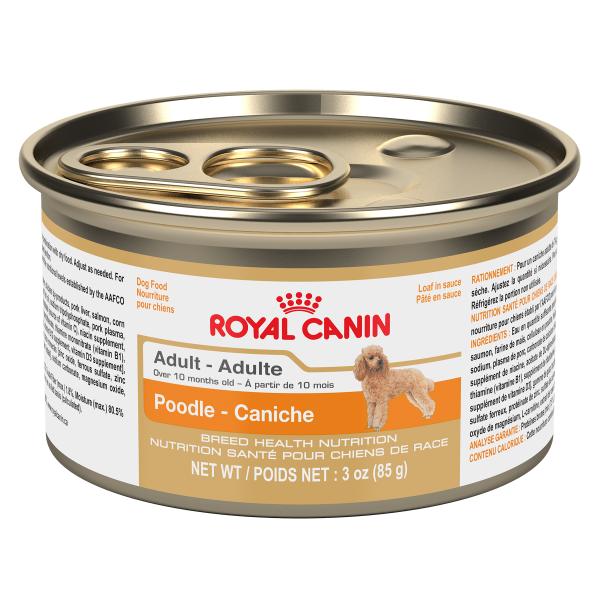 Royal Canin BHN Poodle Adult Loaf in Gravy Canned Wet Dog Food, 85-gm