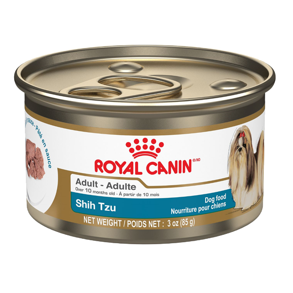 Royal Canin BHN Shih Tzu Adult Loaf in Gravy Canned Wet Dog Food, 85-gm