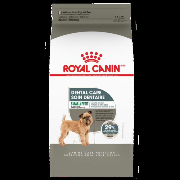 Royal Canin CCN Small Dental Care Dry Dog Food, 17-lb