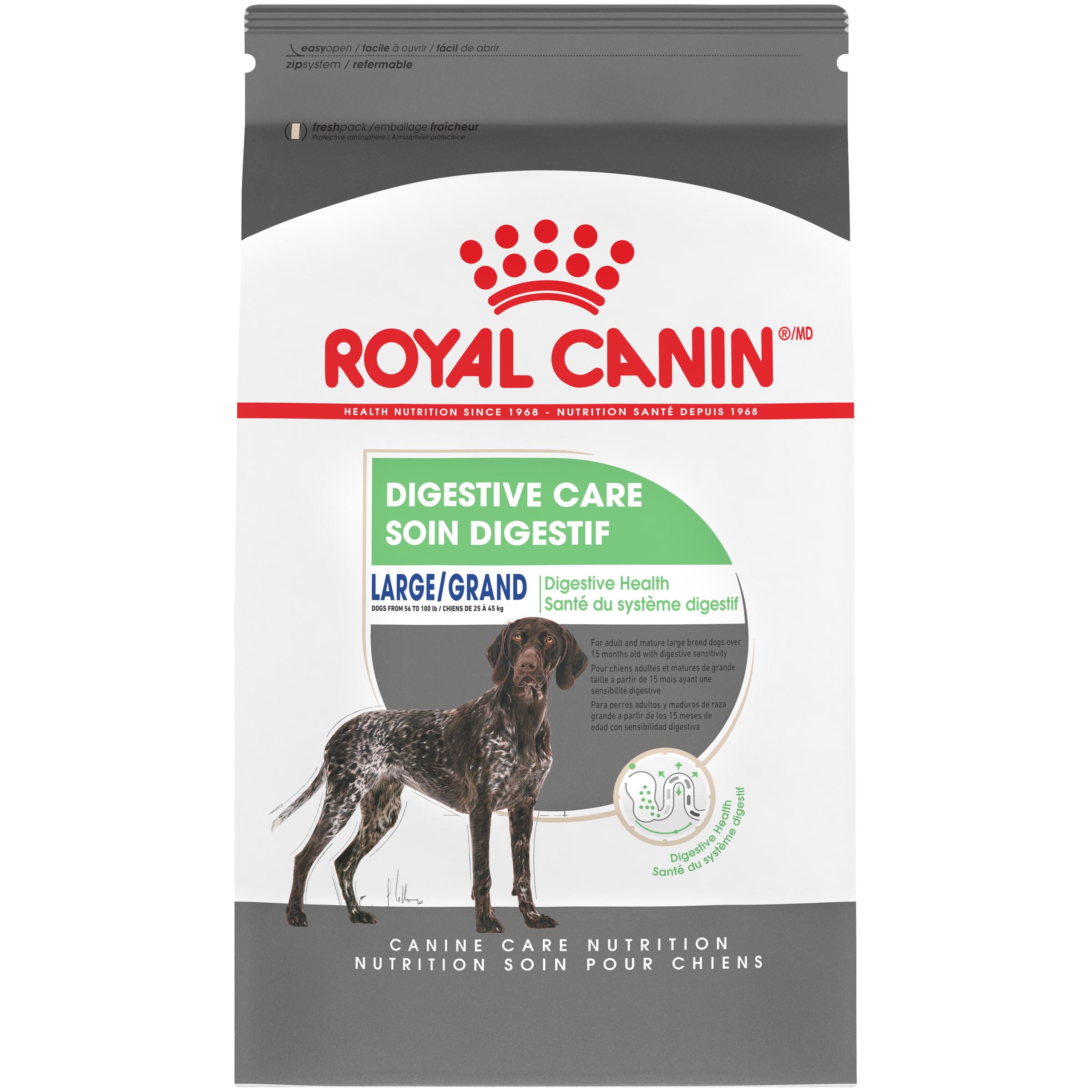 Royal Canin Canine Care Nutrition Large Digestive Care Dry Dog Food Image