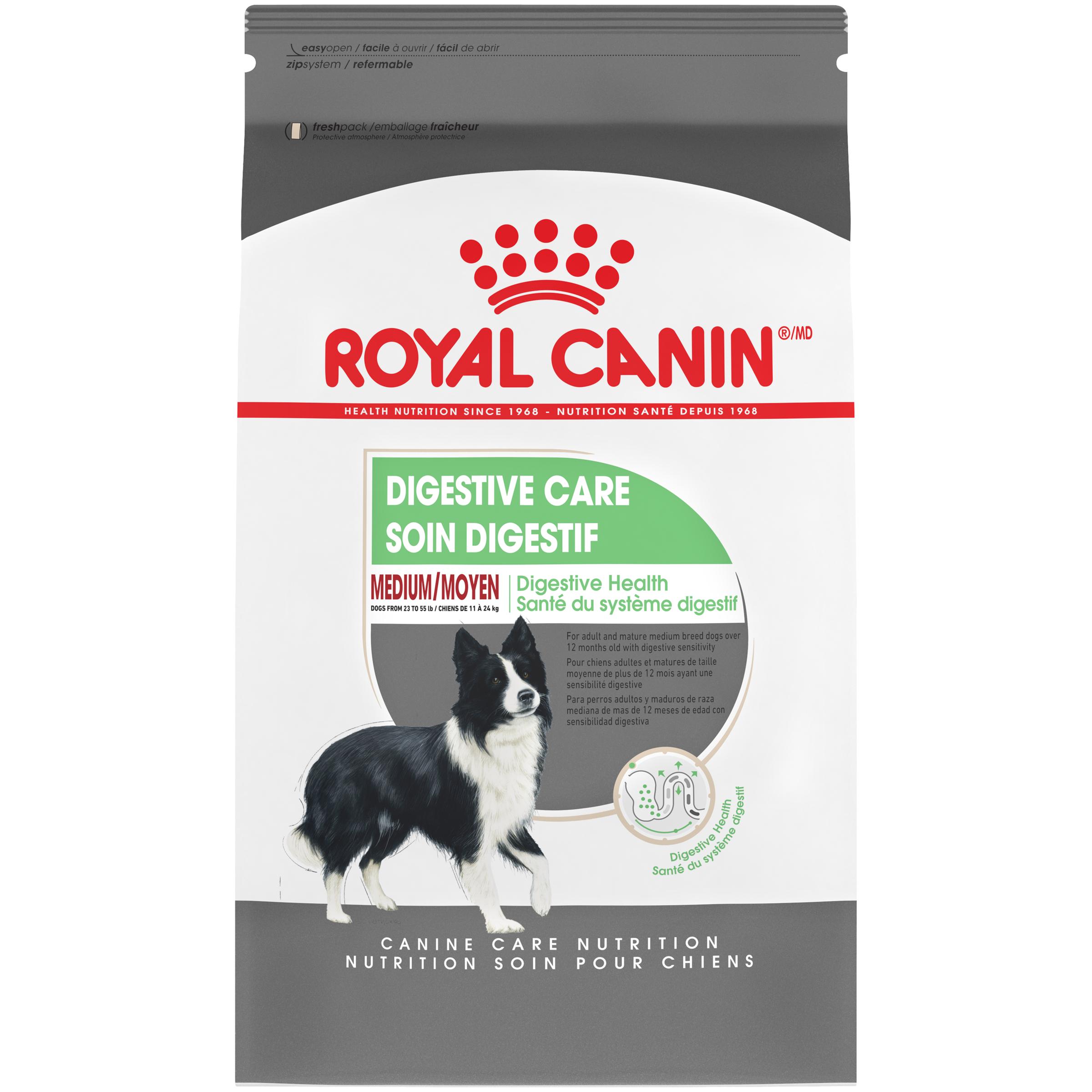 Royal Canin Canine Care Nutrition Medium Digestive Care Dry Dog Food Image