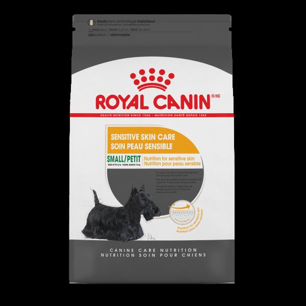 Royal Canin CCN Small Sensitive Skin Care Dry Dog Food Image
