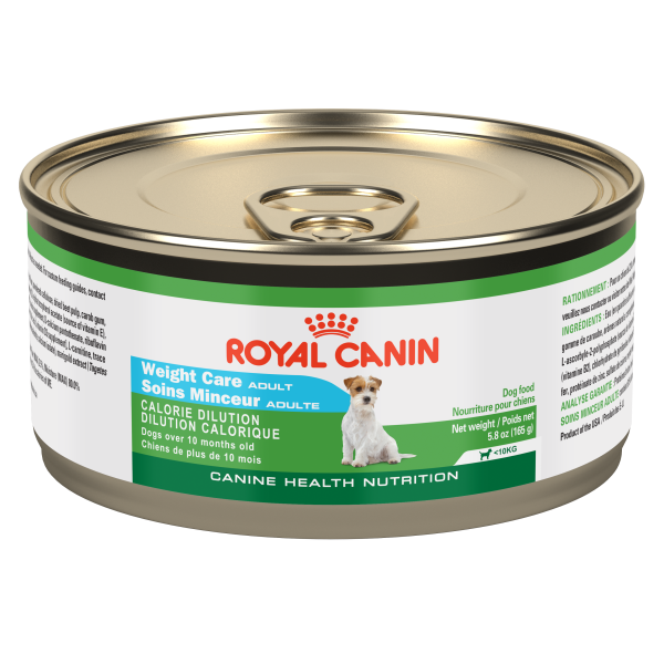 Royal Canin CHN Adult Light Gel Canned Wet Dog Food Image