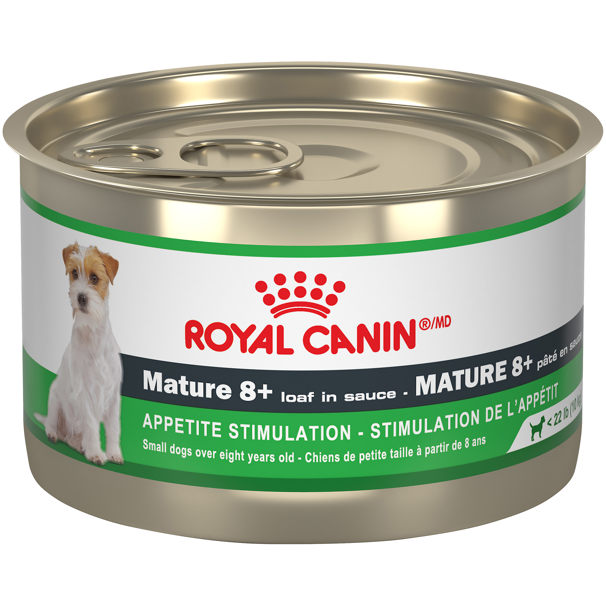 Royal Canin Canine Health Nutrition Mature 8+ Loaf Canned Wet Dog Food, 165-gm