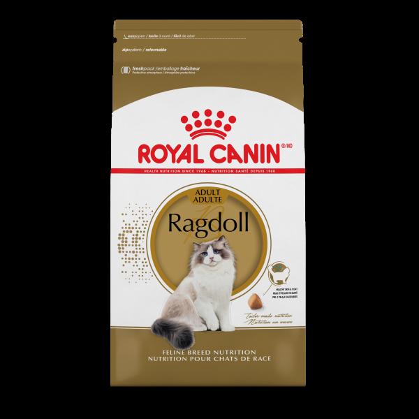 Royal Canin FBN Ragdoll Adult Dry Cat Food, 7-lb