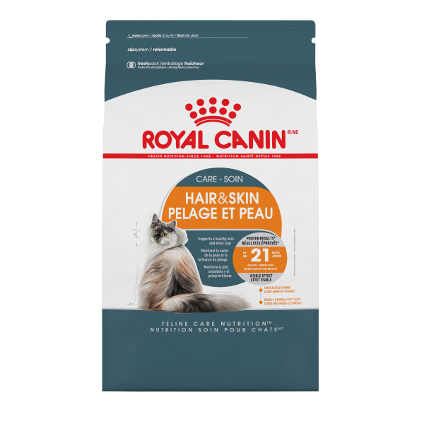 Royal Canin FBN Hair & Skin Care Adult Dry Cat Food Image
