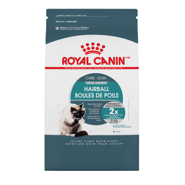 Royal Canin FBN Indoor Hairball Care Adult Dry Cat Food Image