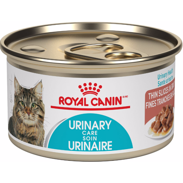 Royal Canin FCN Urinary Care Thin Slices in Gravy Wet Cat Food, 85-gm
