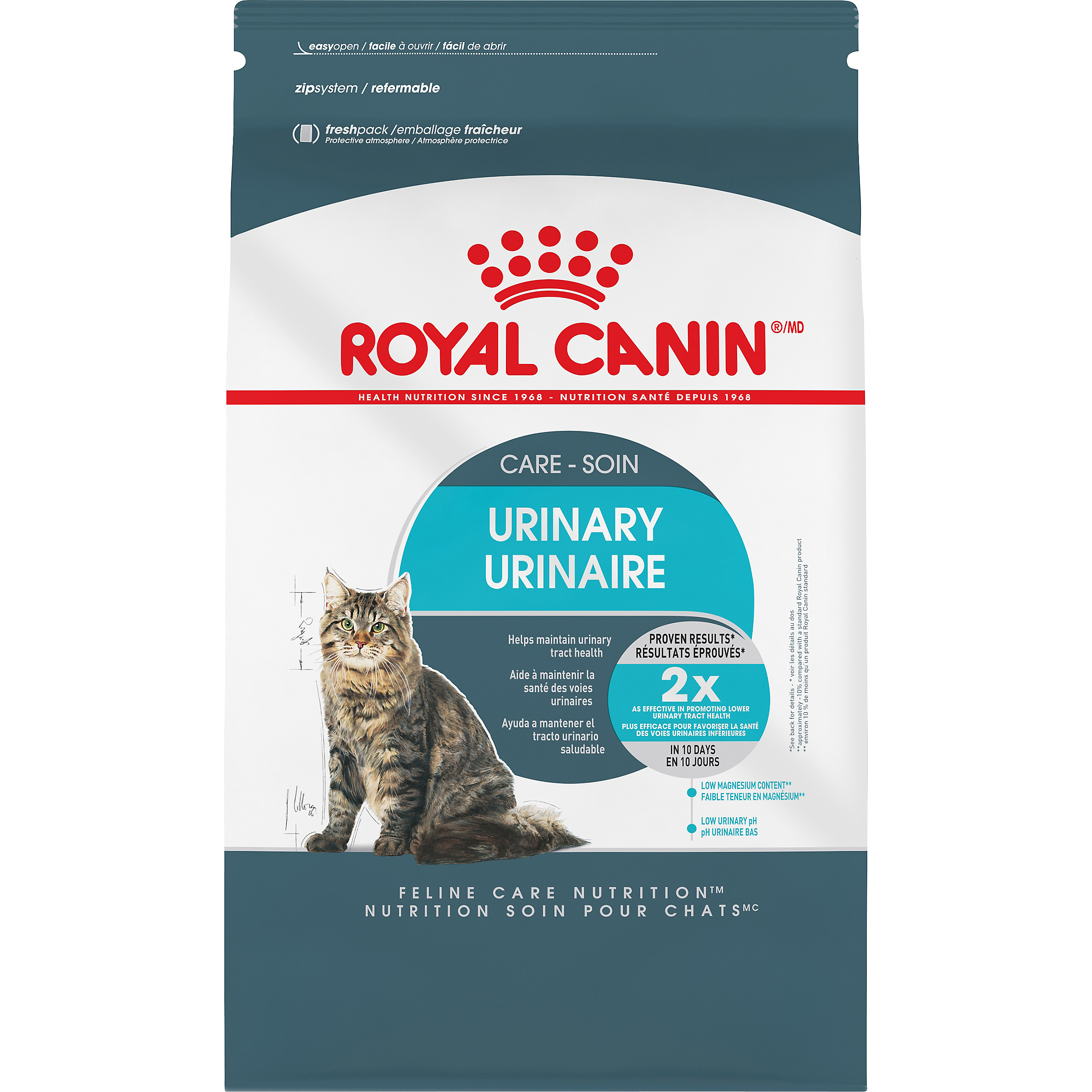 Royal Canin Feline Care Nutrition Urinary Care Adult Dry Cat Food Image