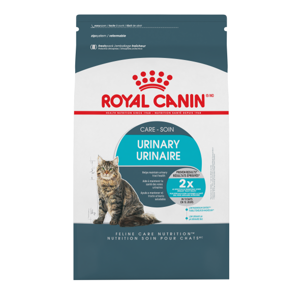 Royal Canin FBN Urinary Care Adult Dry Cat Food, 7-lb