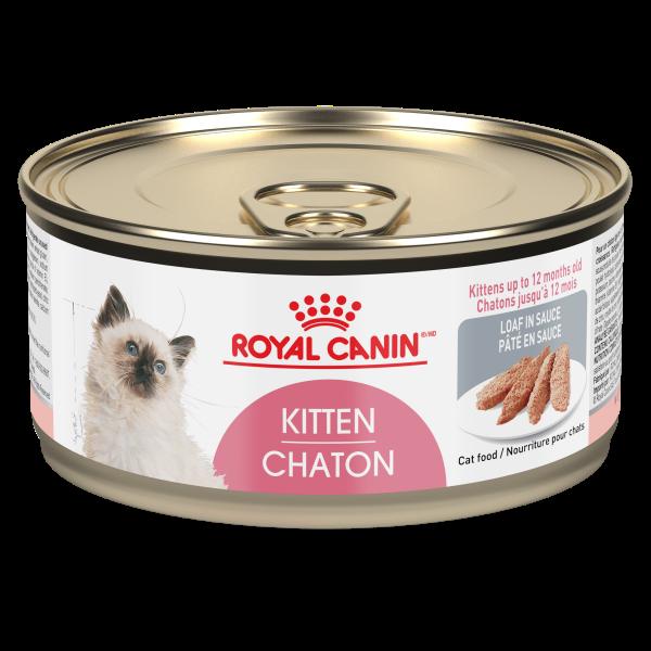 Royal Canin FHN Instinctive Kitten Loaf in Gravy Wet Cat Food, 145-gm