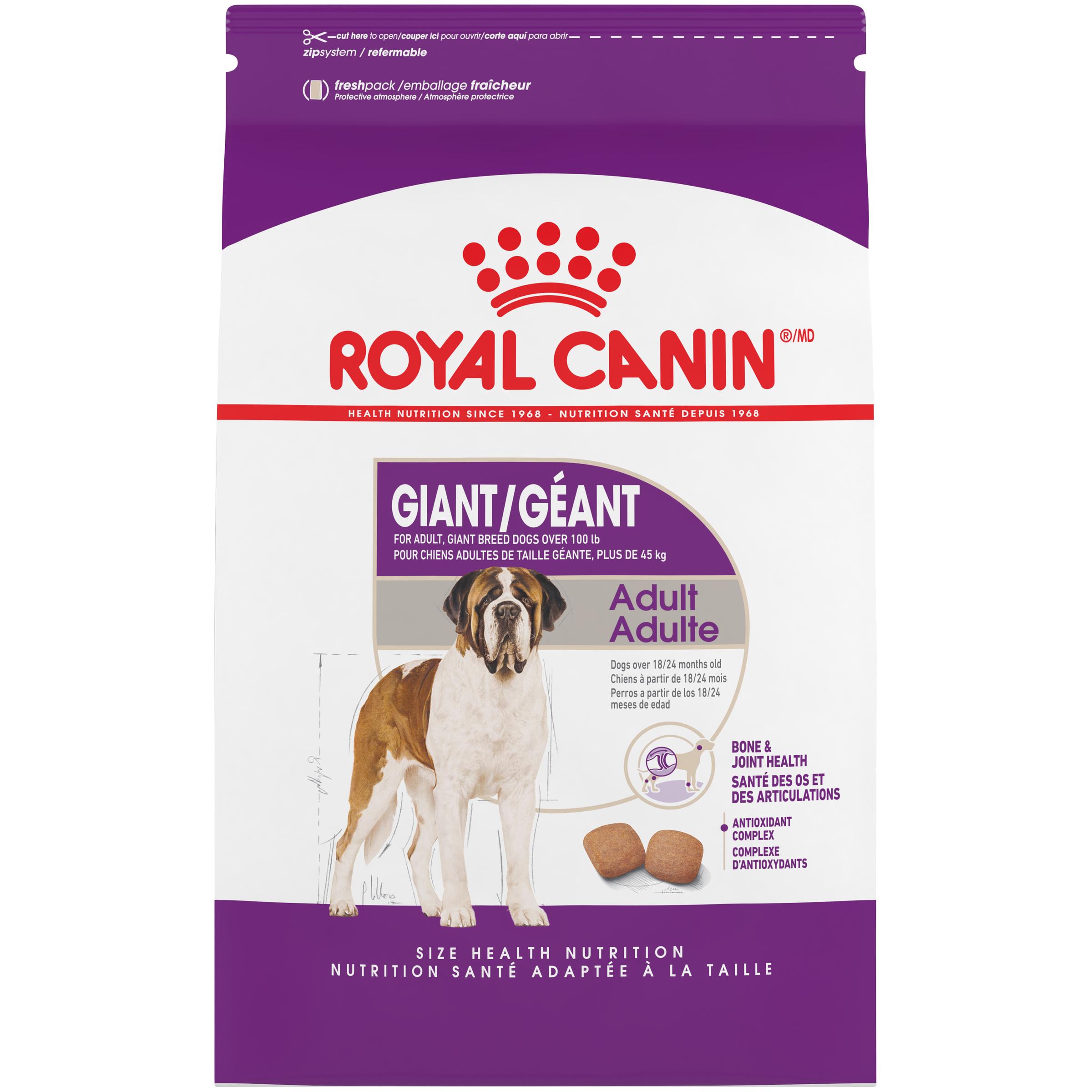 Royal Canin SHN Giant Adult Dry Dog Food Image