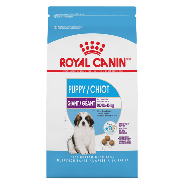 Royal Canin SHN Giant Puppy Dry Dog Food, 30-lb