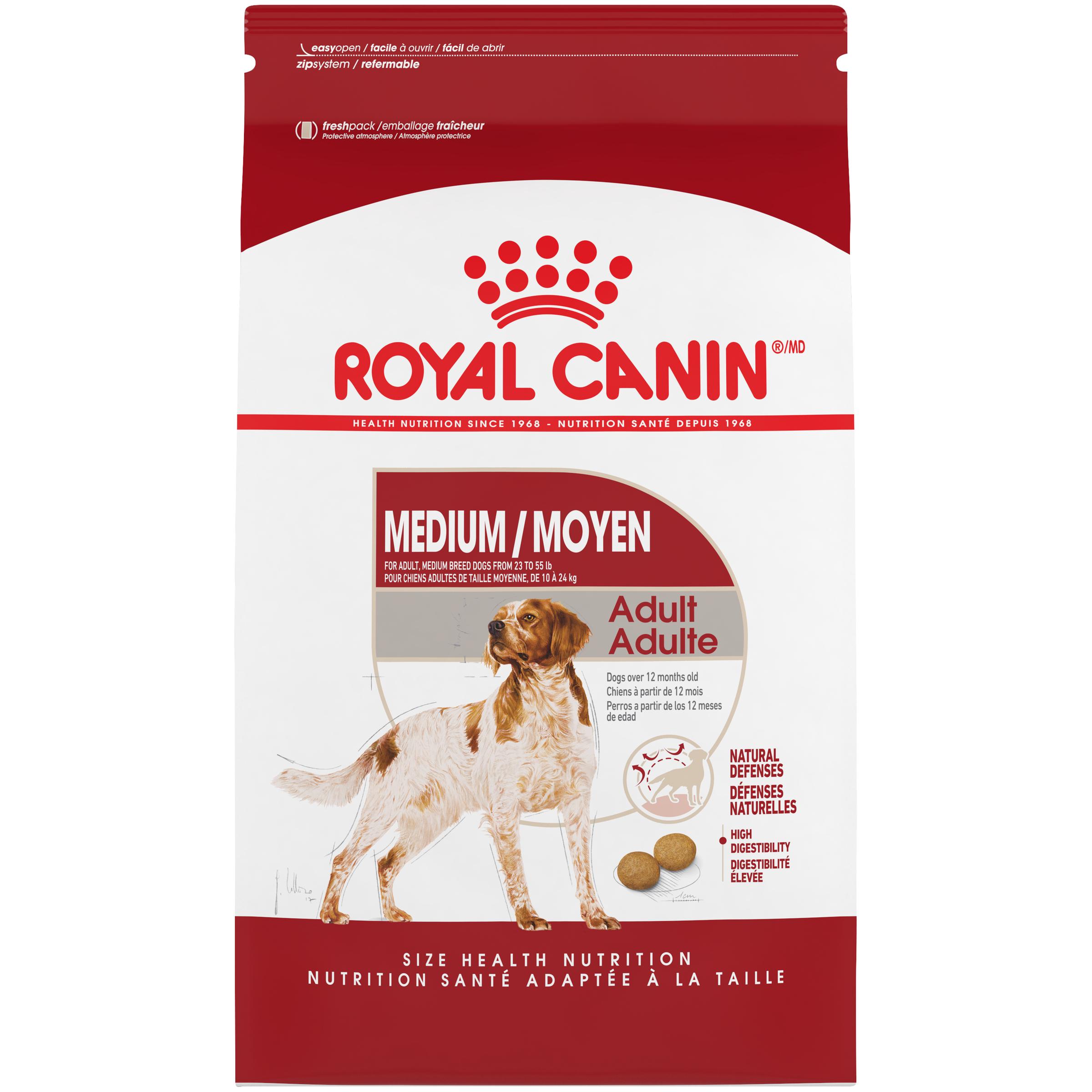 Royal Canin SHN Medium Adult Dry Dog Food Image