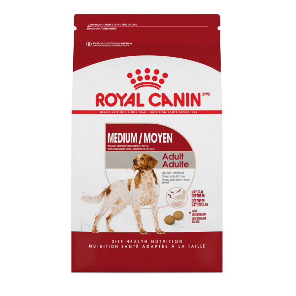 Royal Canin SHN Medium Adult Dry Dog Food Image