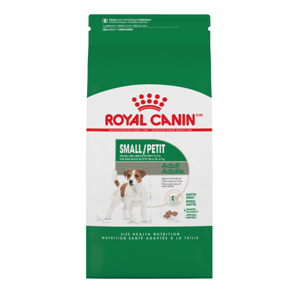Royal Canin SHN Small Adult Dry Dog Food, 4.4-lb