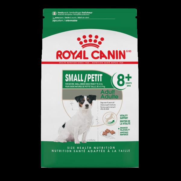 Royal Canin SHN Small Mature 8+ Dry Dog Food, 13-lb