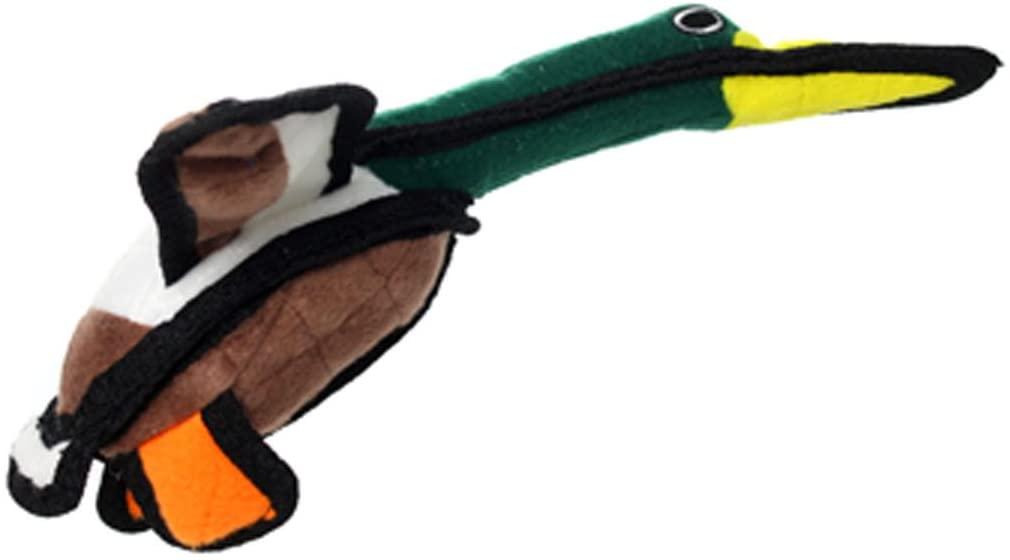 Tuffy's Barnyard Duck Dog Toy, Junior