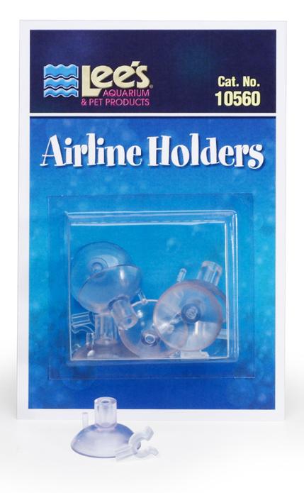 Lee's Airline Holder for Aquariums, 6-pk