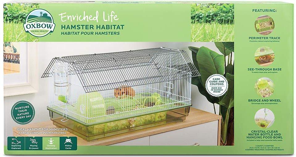 Oxbow Enriched Life Hamster Habitat Image