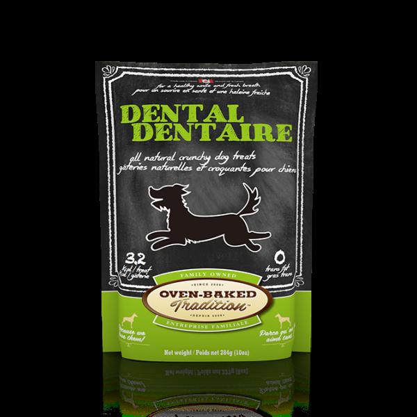 Oven-Baked Tradition Dental Dog Treats Image