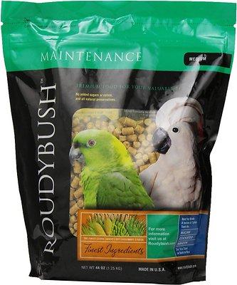 Roudybush Daily Maintenance Bird Food Medium, 44-oz bag