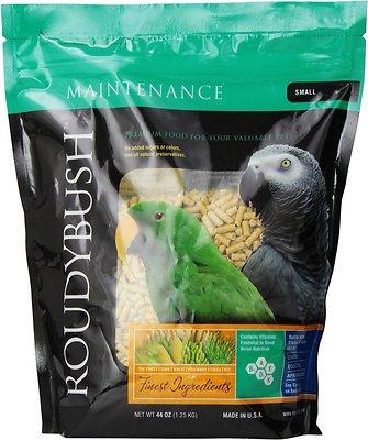 Roudybush Daily Maintenance Bird Food Small, 44-oz bag