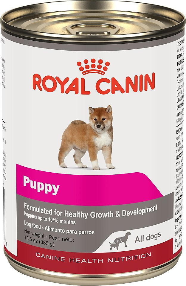 Royal Canin Puppy Canned Dog Food Image