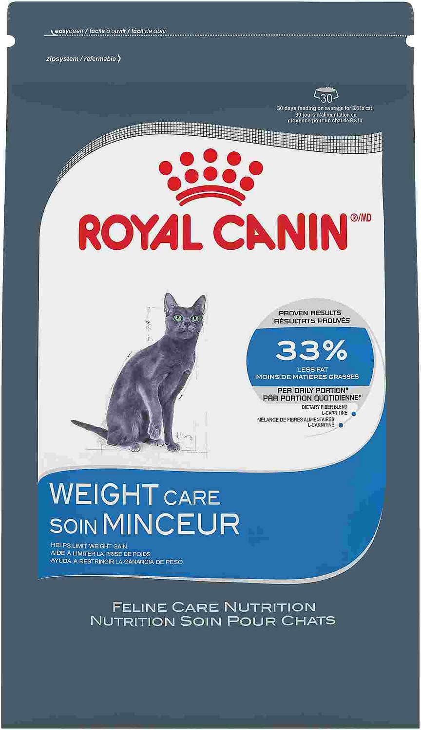 Royal Canin Weight Care Dry Cat Food Image