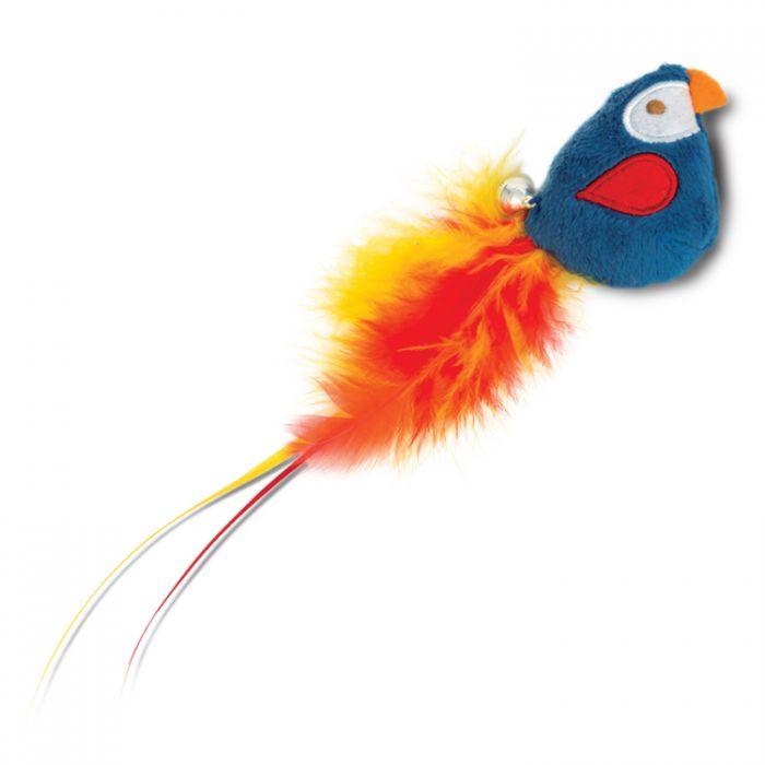 Catit Play Pirates Parrot Catnip Plush Cat Toy