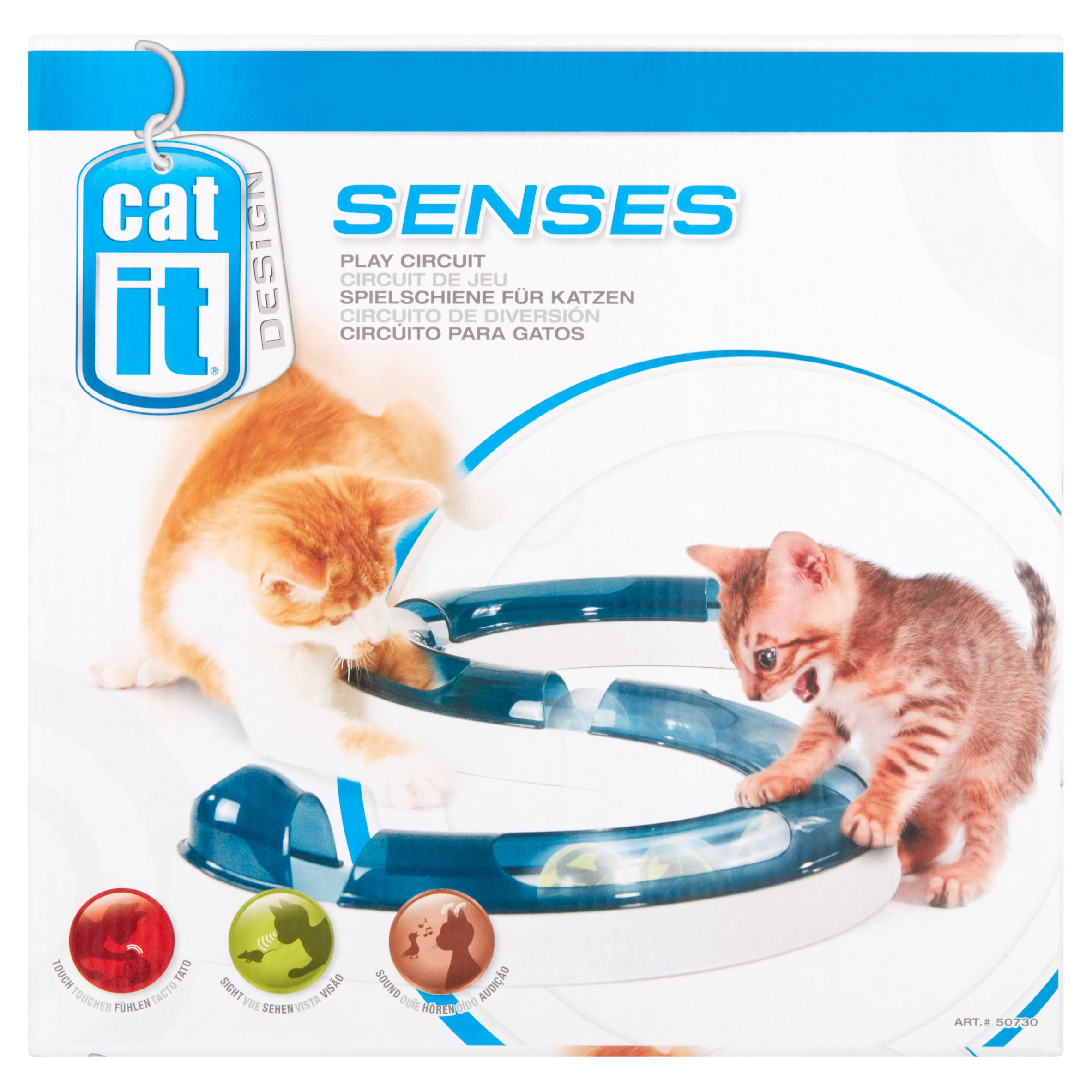 Catit Design Senses Play Circuit Cat Toy