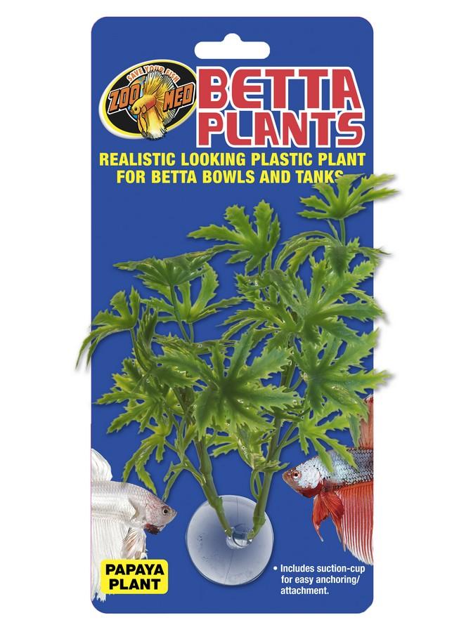 Zoo Med Betta Plants Papaya Plant for Aquariums