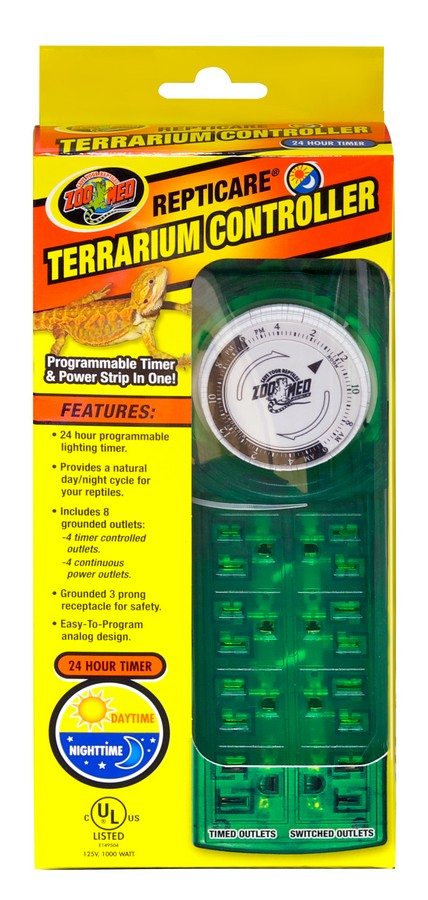 Zoo Med ReptiCare Terrarium Controller for Reptiles