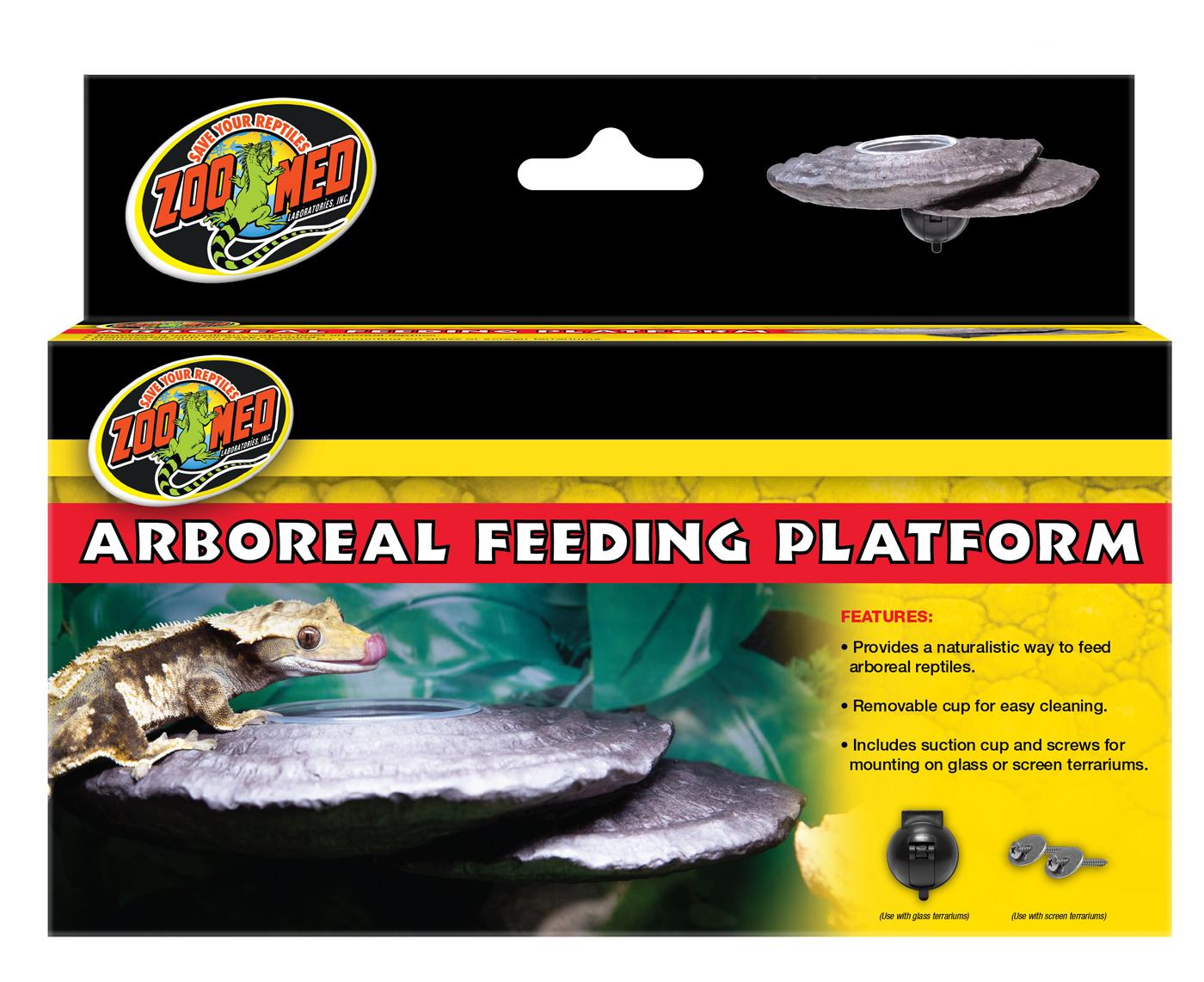 Zoo Med Arboreal Feeding Platform for Terrariums