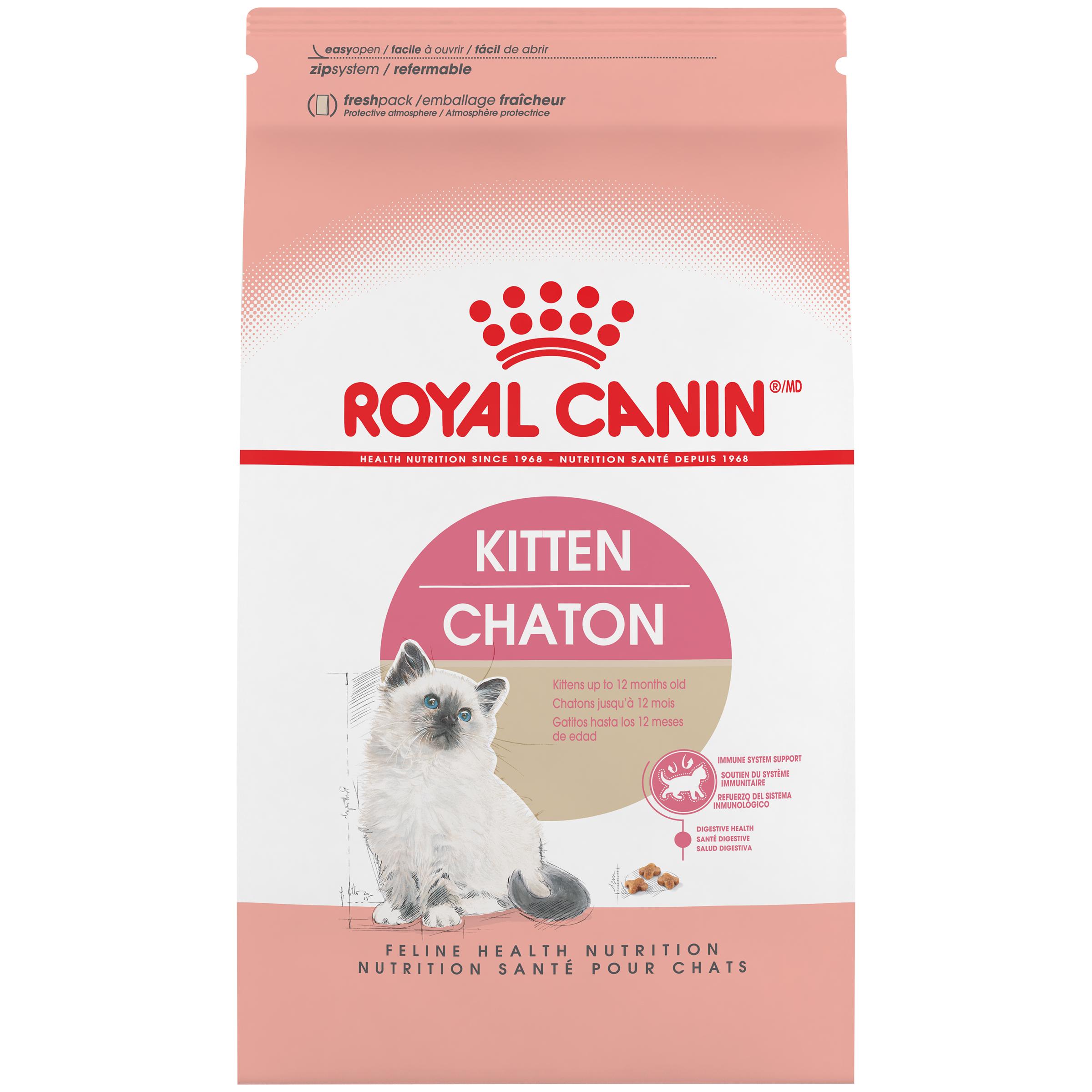 Royal Canin Kitten Dry Cat Food Image