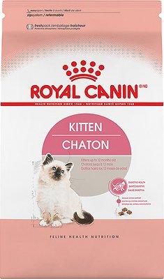 Royal Canin Kitten Dry Cat Food, 15-lb bag
